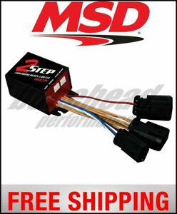 Msd Ignition Launch Master Modular Ford Engines
