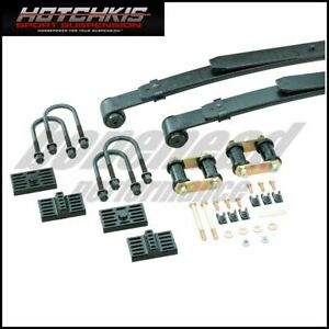 Hotchkis Suspension 2407c Sport Leaf Spring Kit 1967 1969 Camaro 1968 1974 Nova