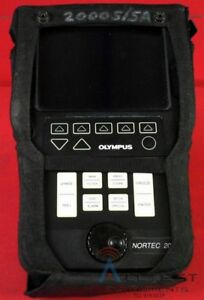 Nortec olympus 2000s Olympus Nortec 2000s Eddy Current Flaw Detector Ndt Stave