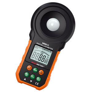 Digital Handheld Photography Light Meter Luxmeter Light Test Tool Backlight