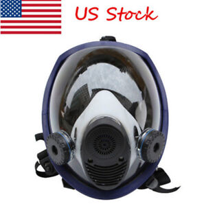 Us For 6800 Anti dust Full Face Gas Mask Facepiece Respirator Painting Spray
