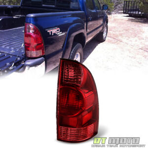 For 2005 2008 Toyota Tacoma Pickup Tail Light Brake Lamp 05 08 Rh Passenger Side