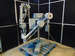 Zeiss Opmi 6 cfc Surgical Microscope Good Cosmetic Condition Rh25