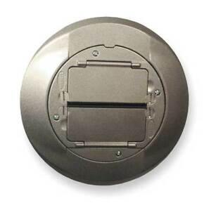 Floor Box Cover Carpet Flange aluminum Hubbell Wiring Device kellems S1cfcal