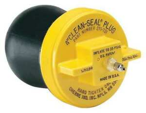 Test ball Pipe Plug 6in Cherne 271758
