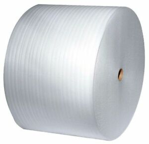 Foam Roll White 24 In W 750 Ft L Pk 3