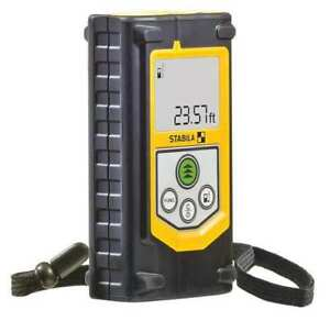 Laser Distance Meter 130 Ft indoor Stabila 06320
