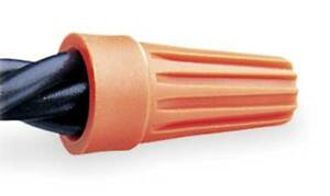 Twist On Wire Connector 22 14 Awg pk500