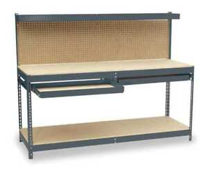 Zoro Select 1yca4 Workbench particleboard 72 W 30 D