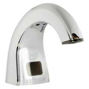 Soap Dispenser Silver Rubbermaid Commercial Products Fg402073