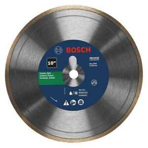 Bosch Db1043s Diamond Blade wet Cutting continuous Rim G7825889