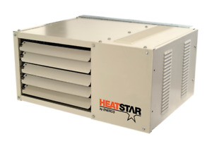 Heatstar 125 000 Natural Gas W Propane Conversion Kit Shop Garage Unit Heater