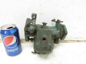 Antique Vintage Marvel Schebler Dltx67 Dlt13 Carburetor For John Deere B Tractor