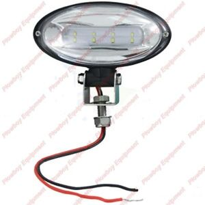 New Led Work Lamp Light For John Deere Tractor 6r 7r 8r 9r Series Re573609 Oval