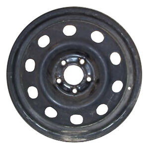 03670 Reconditioned Steel Wheel 17x7 5 Fits 2006 2011 Ford Crown Victoria Black