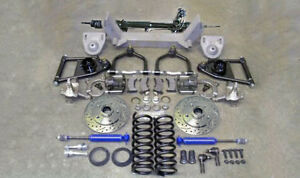 1947 48 49 50 51 52 53 54 Chevy Truck Mustang Ii Ifs Front End Suspension