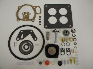 Holley 4000 Ford Lincoln Mercury T Bird 1955 57 Teapot Master Carburetor Kit