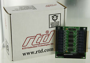 Rtd Embedded Technologies Dm6952hr h Pc 104 Power Relay Module Circuit Board New
