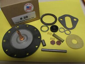 1941 1942 1946 1947 Hudson Commodore Series 15 17 25 Custom Ac 499 Fuel Pump Kit