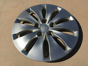 2008 12 Honda Accord 16 Silver Wheel Center Hubcap Cover Cap Oe 44733 Ta5 A00