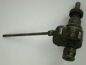 Sorman Machine Tool Works 3 8 Tapping Attachment