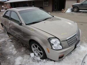 Automatic Transmission Fits Cadillac Cts 3 2l 6 196 2003