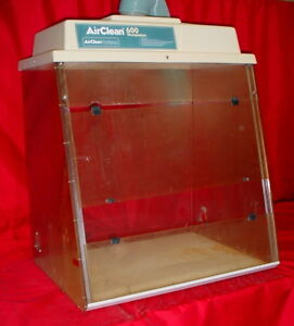 Airclean Systems 600 Workstation Ducted Fume Hood Ac632tte 360 Degree Viewable
