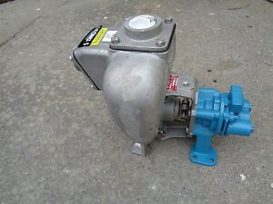 Mp Pumps Flomax 5 Hydraulic Centrifugal Water Pump For Hydroseeder Sprayer
