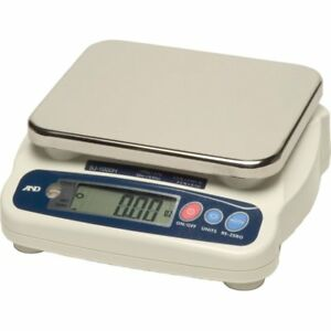 And Digital Compact Bench Scale 5000g Capacity