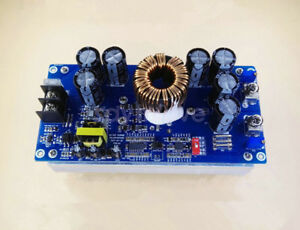 Dc Buck Converter 30a 800w Step down Power Supply Module In 20 70v Out 2 5 58v