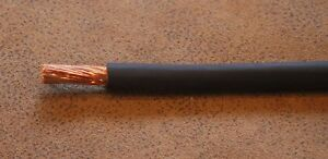 4awg 600v Battery Stranded Copper Wire 4ga Insulated Welding Diy Golf Cart Cable