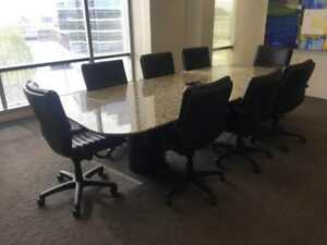 Used Office Furniture Used Conference Room Tables