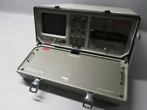 Laser Precision Corp Td 9960 Optical Time Domain Reflectometer tested Working