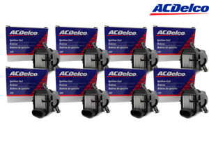 D585 Acdelco Uf262 Ignition Coils For Chevrolet Gmc 5 3l 6 0l 4 8l C1251 Set 8