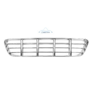 1955 1956 Chevy Pickup Truck Front Center Grille Middle Insert Bar Chrome