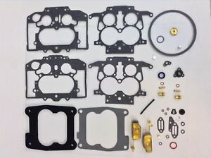 Carter Thermoquad Carb Kit 1972 77 Chrysler Dodge Plymouth 340 383 440 W float