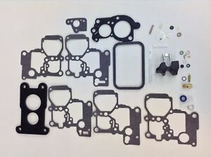 Rochester E2se Carburetor Kit Buick Cadillac Chevy Jeep Pontiac Olds With Float