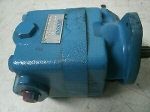 Eaton Vickers Power Steering Pump V20f 1p11p 38c8g 22l New Hydraulic Motor