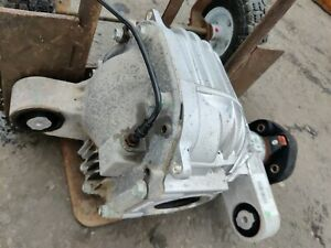 2012 Chevrolet Camaro Ss 3 27 Rear Carrier Differential Automatic 92246989 Gm
