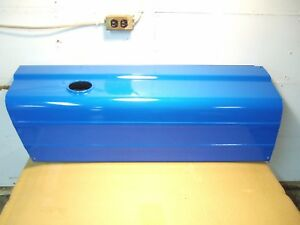 New Ford 7600 Hood Left Hand D5nn16616a Genuine Ford