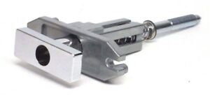 Dixie Narco T Handle With 90 Degree Flange With Preinstalled Lock And Two Keys