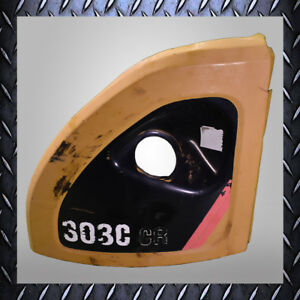 Used Cat 303c Cr Left Hand Access Cover 265 8492