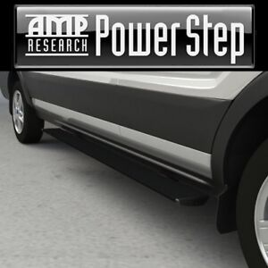 14 17 Ford Transit Amp Power Retracting Side Step Running Nerf Board Pass Only