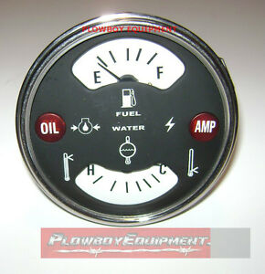1546480c1 396380r91 Instrument Gauge Cluster For Farmall Ih 544 656 706 756 806