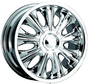 New Chrome 18 Inch Cadillac Wheel Vogue Martina Deville Cts Eldorado Sls Sts