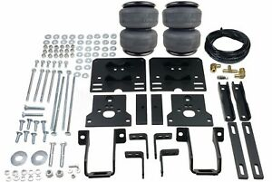 Air Bag Helper Springs Kit W 4 Ply Airbags No Drill For 05 10 Ford F250 F350 4x4