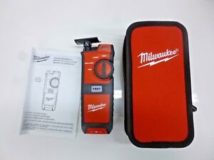 New Milwaukee Fluorescent Lighting Tester 2210 20 With Case