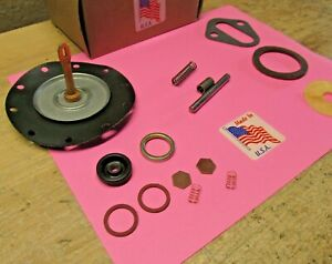 1937 1938 Hudson Terraplane I6 212 Cu Custom Deluxe Ac 499 Fuel Pump Kit New