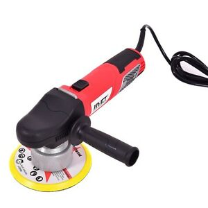 Car 6 Variable Speed Polisher Dual action Random Orbital Polishers Tools Set Us