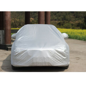 Car Cover Outdoor Indoor Protect Water Sun Dust Proof Universal Size Yl